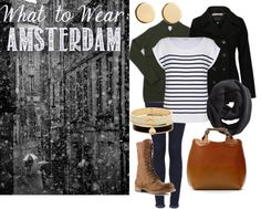 What to Wear in Amsterdam: Cold and Snowy Days