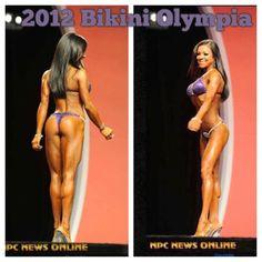 SONIA QUERIDO (2012 Bikini Olympia)