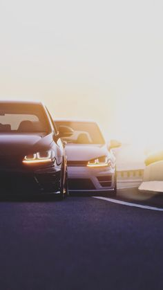this is Two cars on Road PicsArt Editing Background HD wall background wall editing background colourfull editing background Blur Background Photography, Editing Background, Picsart Background, Vw Golf Wallpaper, New Luxury Cars, Light Background Images, Vw Vintage, Volkswagen Polo, Modified Cars