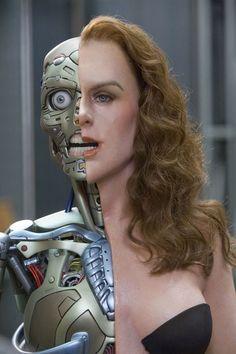The Surrogates Robot Movie Still