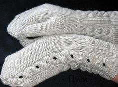 В варежках этих тепло и прелестно, пальчикам будет просторно, не тесно..... - запись пользователя ˙·•๑❀ ℒαПУСИk ❀๑•·˙ (Pusynj) в сообществе Рукоделие - Babyblog.ru