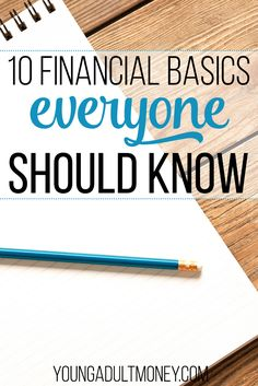 Just getting started with managing your money? Learn the financial basics so you don't suffer from information overload. Here are 10…