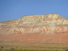 Painted Desert, Flagstaff, 2012/10/16