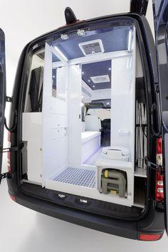 Foto 5 de 6 – Mercedes Sprinter Caravan Concept, una casa en formato furgoneta – Diariomotor