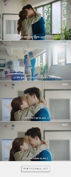 W-Two Worlds #korean #drama Source: kdramafeed