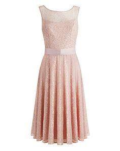 JOANNA HOPE Embellished Lace Dress | Simply Be