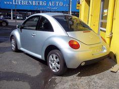 VW BEETLE 2.0 HIGHLINE 2005 R75995