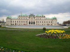 vienna (Schonbrunn palace)