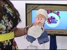 Como hacer un Muñeco-Chef de adorno para la Cocina- Hogar Tv  por Juan G...