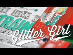Glitter Girl Adventure 125: Sticker Surplus - YouTube