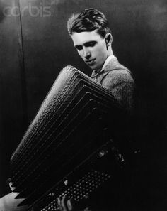 Accordion Lovers list: Jimmy Stewart!
