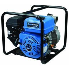 """2"""" Clear Water #Pump with 212cc #GasEngine"""