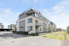 Vesterhavnen 20, 1. th., 5800 Nyborg - Flot lejlighed med 2 terrasser, flot udsigt, egen carport .....