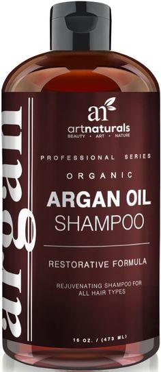 473ml Art Naturals Organisches Arganöl Shampoo CC 17€