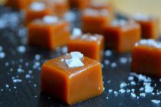 Fløtekarameller | Ida Maries mat Feta, Sweet Treats, Food And Drink, Dairy, Pudding, Cheese, Snacks, Baking, Cake
