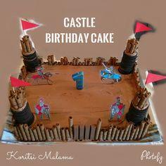 Βρέθηκε στο Google από τον τομέα koritsimalama.blogspot.com Castle Birthday Cakes, Events, Google, Party, Parties