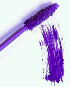 Purple Mascara
