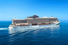 10 Most Spectacular Cruises Around The World - Simone Vacations Cruise Destinations, Cruise Vacation, Dream Vacations, Msc Cruises, Ocean Cruise, Western Coast, Seaside, Around The Worlds, Ship
