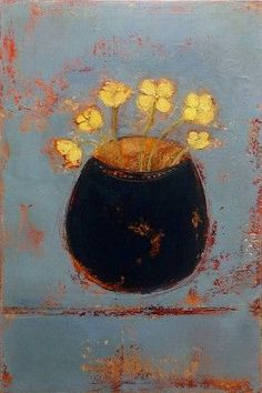 Anji ALLEN artist, paintings and art at the Red Rag Irish Art Gallery
