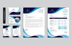 Future Branding Stationery Corporate Identity Template