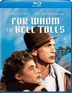 FOR WHOM THE BELL TOLLS BLU-RAY (UNIVERSAL STUDIOS)