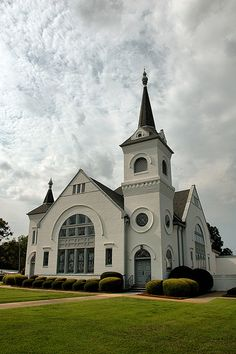 Blakely Ga. Methodist Church, 1901