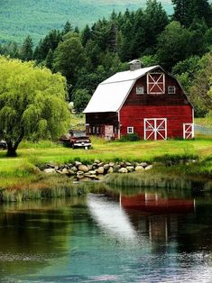 Stunning Red Barn You'll Actually Want To Know 41