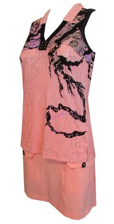 Check out what @lorisgolfshoppe has for your days on and off the golf course! Cortessa Jamie Sadock Ladies Golf Outfit