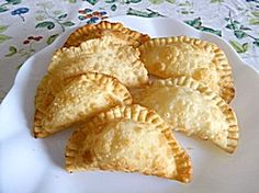 recipe for Pastel de feira.  I ate these in Sao paulo and I am ready for more.  They are like Brazilian empanadas, you can add different fillings