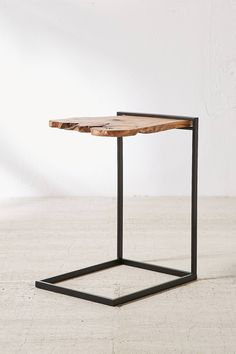 Shop Woodrow Live Edge Wood Side Table at Urban Outfitters today. We carry all the latest styles, colors and brands for you to choose from right here.
