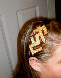 Florida State FSU Headband by TeamTime on Etsy, $8.00