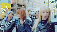 """Watch 2NE1's new videos for """"Come Back Home"""" ..."""