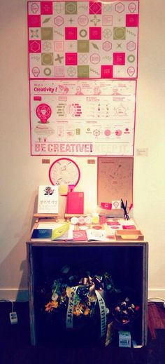 The creator project By kang ji yeon /graduate exhibition