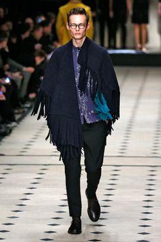 Burberry Prorsum London Menswear Fall Winter 2015 January 2015