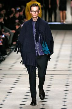 Burberry Prorsum London Menswear Fall Winter 2015 January 2015