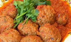 Moroccan Lamb Meatballs : Food : The Home Channel