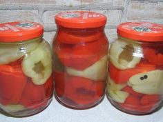 Reteta Ardei grasi conservati pentru umplut - YouTube Salsa, Jar, Youtube, Food, Canning, Gravy, Salsa Music, Jars, Meals