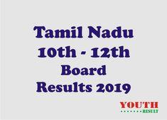 10th result 2019 tamilnadu