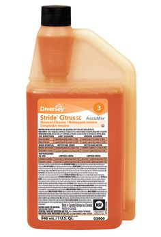 Stride Citrus Super Concentré nettoyant neutre tout usage