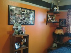 other side of the room
