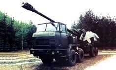 Экспериментальные четырехосные грузовики в СССР