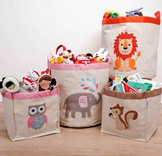Bags toy storage ideas Source by interiorsherpa Bags toy storage ideas So. Bags toy storage ideas Source by interiorsherpa Bags toy storage ideas Source by interiorshe Creative Toy Storage, Toy Storage Boxes, Playroom Storage, Diy Storage, Storage Ideas, Toy Bins, Fabric Toys, Craft Bags, Toy Organization