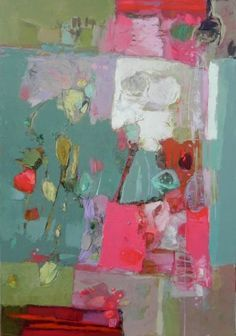 Perrine-Rabouin.odexpo.com on Pinterest | Colorful Abstract Art ...