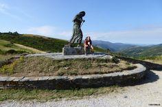 Road to Tricastela | Alto do Poio #Camino 2015 August McG - day 30