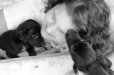 Love dogs ♥