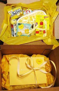 MY VERSION = sunshine in a box :)