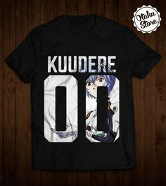 """Anime """"Evangelion / Kuudere"""" t-shirt. Anime DTG print."""