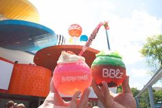 BBLz launches first permanent location at Hersheypark Bubble Maker, Hershey Park, Roller Coaster, Recipies, Bucket, Product Launch, Pastel, Foods, Spaces