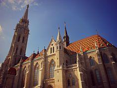Chiesa di Mattia, Budapest