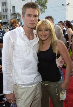 Hilary Duff and Chad Michael Murray Cinderella story! Hollywood Men, Hollywood Actresses, Chad Micheals, Another Cinderella Story, Man Candy Monday, Lucas Scott, Step Up Revolution, Beau Mirchoff, Chad Michael Murray